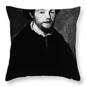 George Wishart (1513-1546) Throw Pillow