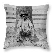 Georgia Chain Gang Throw Pillow