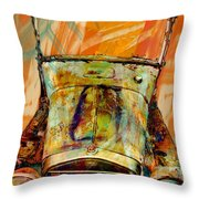 Ghost Of 1929 Throw Pillow