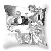 Gibson: Dinner Party Throw Pillow