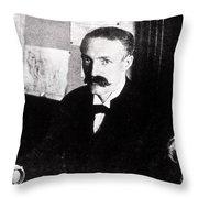 Gifford Pinchot American Throw Pillow