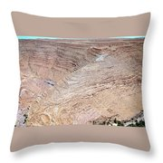 God's Fingerprint 4 Throw Pillow