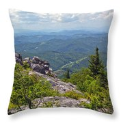 Grayson Highlands Throw Pillow