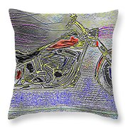 Ground Pounder December Nineteen Ninety Nine - B Throw Pillow