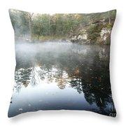 Gunner Pool Throw Pillow