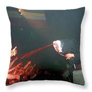 Gwar Throw Pillow