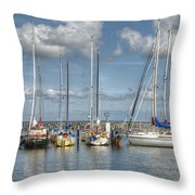 Hafen Barth Throw Pillow