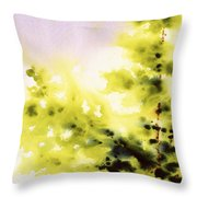 Haiku Throw Pillow
