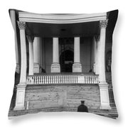 Harding Inauguration, 1921 Throw Pillow