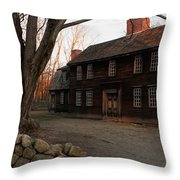 Hartwell Tavern 2 Throw Pillow