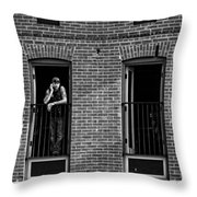 Have A Drink Throw Pillow
