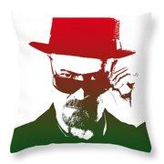 Heisenberg - 2 Throw Pillow