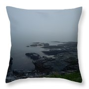 Hidden Glow Throw Pillow