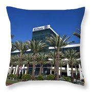 Hilton Anaheim Throw Pillow