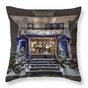Hitsville Usa Throw Pillow