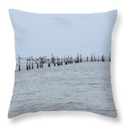 Holiday Time Throw Pillow