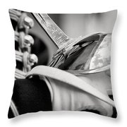 Horseguard Throw Pillow