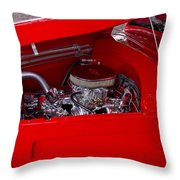 Hot Chev Throw Pillow