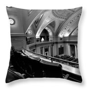 House Gallery Throw Pillow