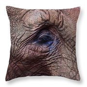 How About Memories Throw Pillow