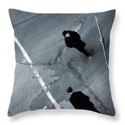 Hurry Henry  Throw Pillow