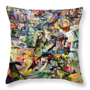 I Believe This And Understand It Fully Well 8 Throw Pillow