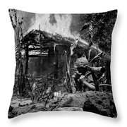 Images Of Vietnam Throw Pillow
