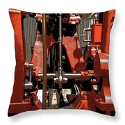 Industry Throw Pillow