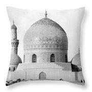 Iraq Mosque, 1932 Throw Pillow