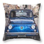 Italia Classico Throw Pillow