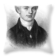 James Mchenry (1753-1816) Throw Pillow
