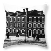 Jefferson's House, 1776 Throw Pillow