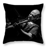 Jero Ramiro Throw Pillow