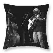 Jerry Garcia Band Throw Pillow