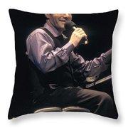 Jim Brickman Throw Pillow