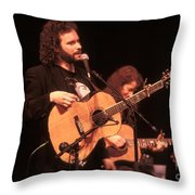 John Gorka Throw Pillow
