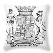 John Murray (1732-1809) Throw Pillow