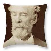 John Wise (1808-1879) Throw Pillow