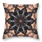 Kaleidoscope 48 Throw Pillow