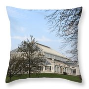 Kew Gardens London Throw Pillow