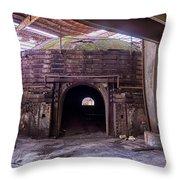Kiln Throw Pillow