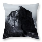 Kiwanda Mist Throw Pillow
