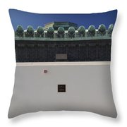 La Griffith Observatory  Throw Pillow