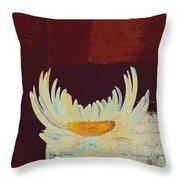 La Marguerite - 049143067 Throw Pillow