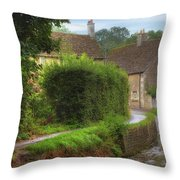 Lacock Throw Pillow