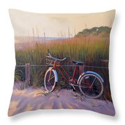 One For The Road Throw Pillow
