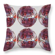 Light Globes Interior Decorations Entertainment Hotels Resorts Casino Bar Las Vegas America Usa Throw Pillow