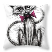 Little Fluffy Throw Pillow