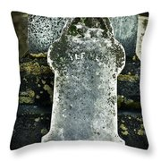 Little Nell Throw Pillow