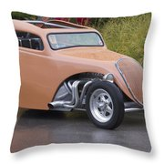 Little Peach Throw Pillow